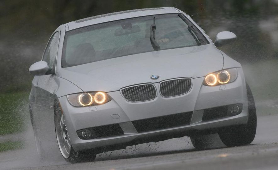 2009 BMW 328i coupe dry testing - Slide 21