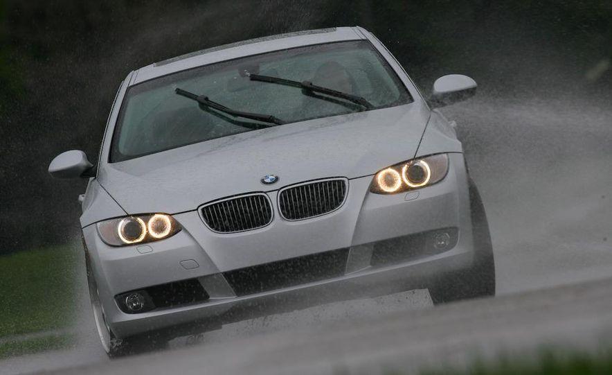 2009 BMW 328i coupe dry testing - Slide 23