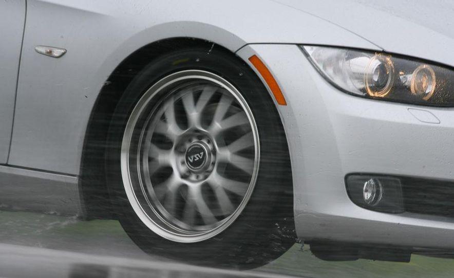2009 BMW 328i coupe dry testing - Slide 25