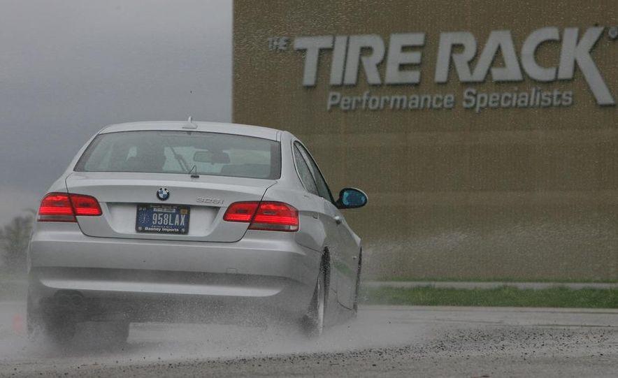 2009 BMW 328i coupe dry testing - Slide 26
