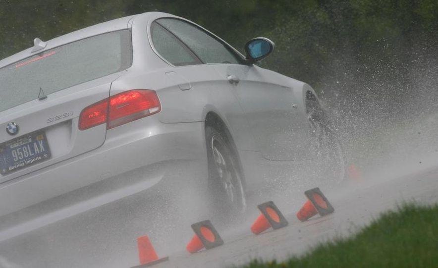 2009 BMW 328i coupe dry testing - Slide 28