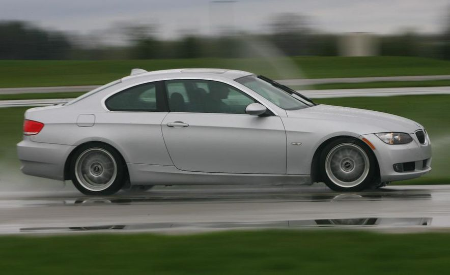 2009 BMW 328i coupe dry testing - Slide 29