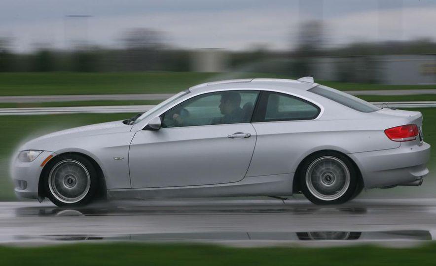 2009 BMW 328i coupe dry testing - Slide 30