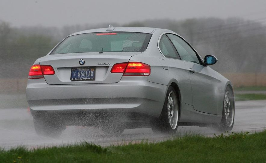 2009 BMW 328i coupe dry testing - Slide 31