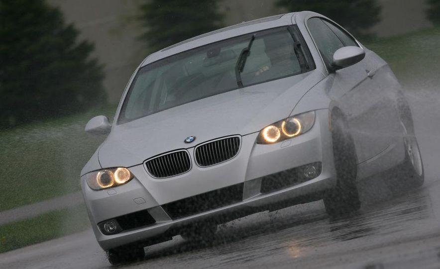 2009 BMW 328i coupe dry testing - Slide 32