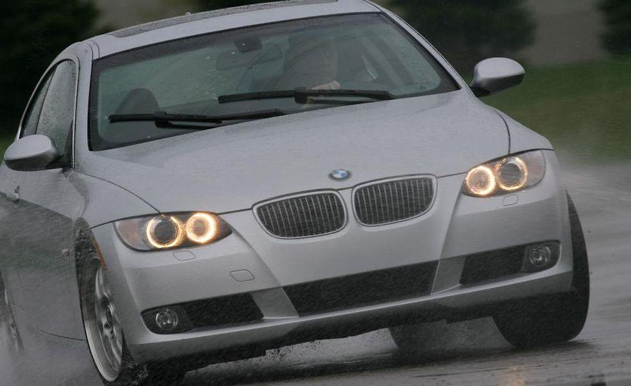 2009 BMW 328i coupe dry testing - Slide 33