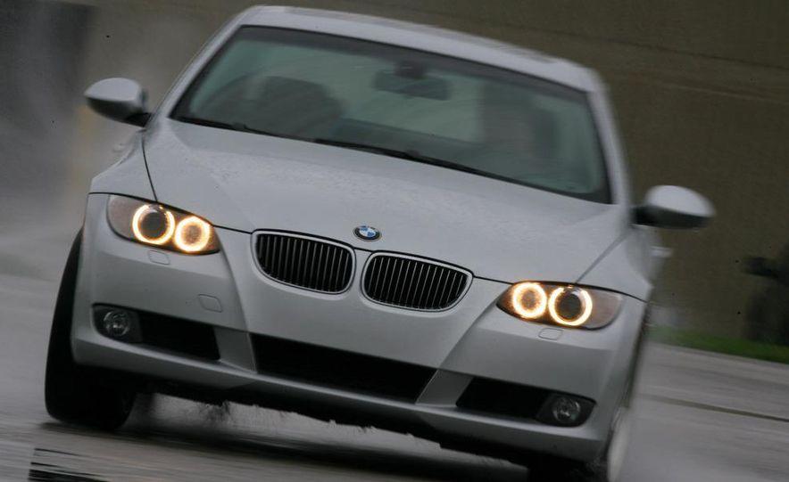 2009 BMW 328i coupe dry testing - Slide 34