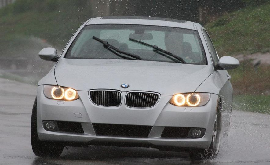 2009 BMW 328i coupe dry testing - Slide 35