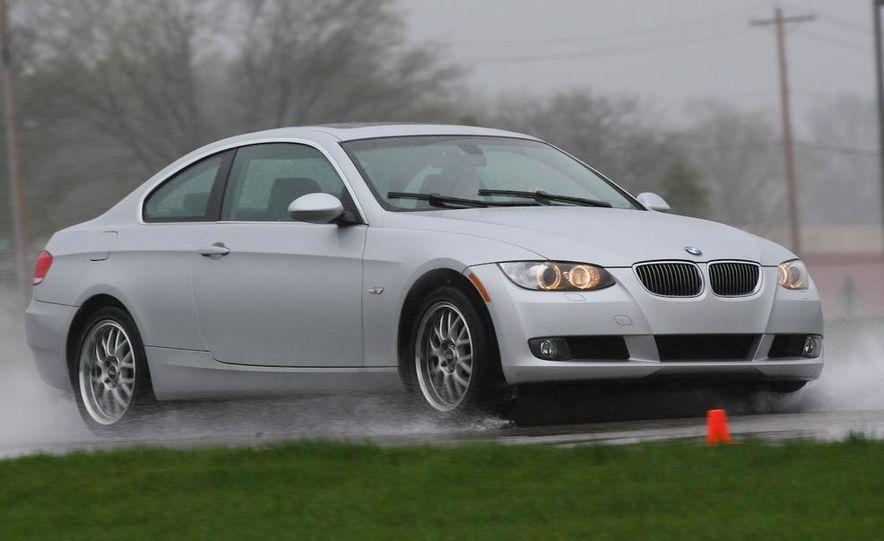 2009 BMW 328i coupe dry testing - Slide 36