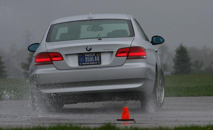 2009 BMW 328i coupe dry testing - Slide 37