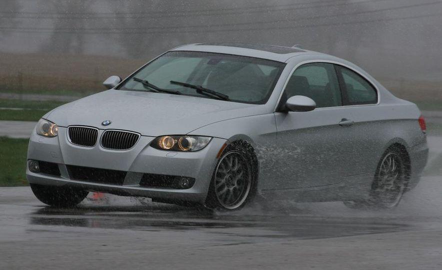 2009 BMW 328i coupe dry testing - Slide 38