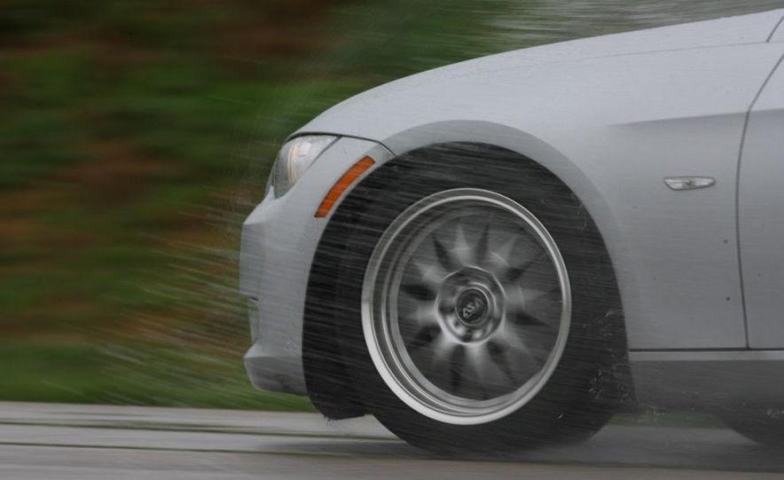 2009 BMW 328i coupe dry testing - Slide 39