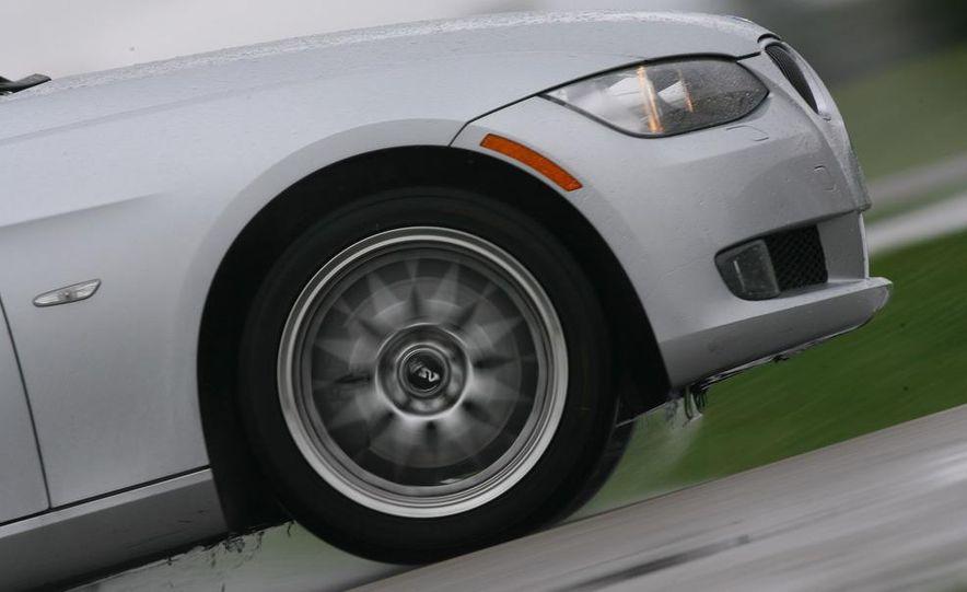 2009 BMW 328i coupe dry testing - Slide 40
