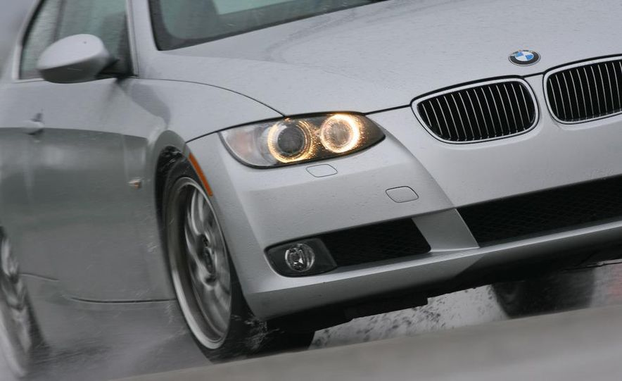 2009 BMW 328i coupe dry testing - Slide 41