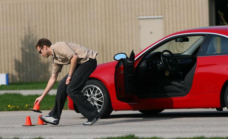 2009 BMW 328i coupe dry testing - Slide 71