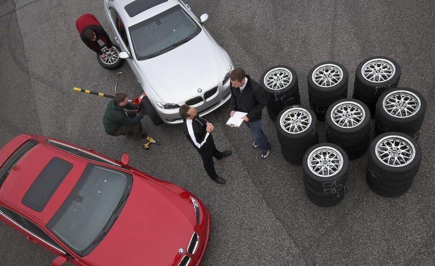 2009 BMW 328i coupe dry testing - Slide 73