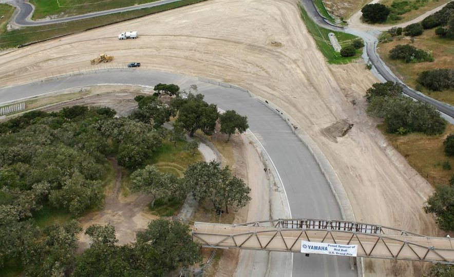 Mazda Raceway Laguna Sega aerial - Slide 2