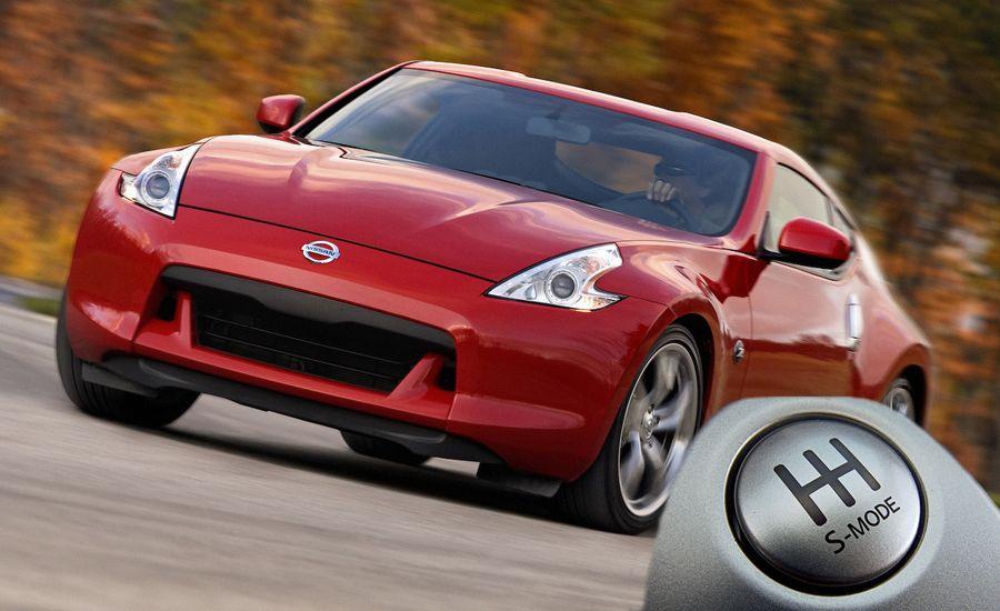 2009 Nissan 370Z's SynchroRev Match Explained