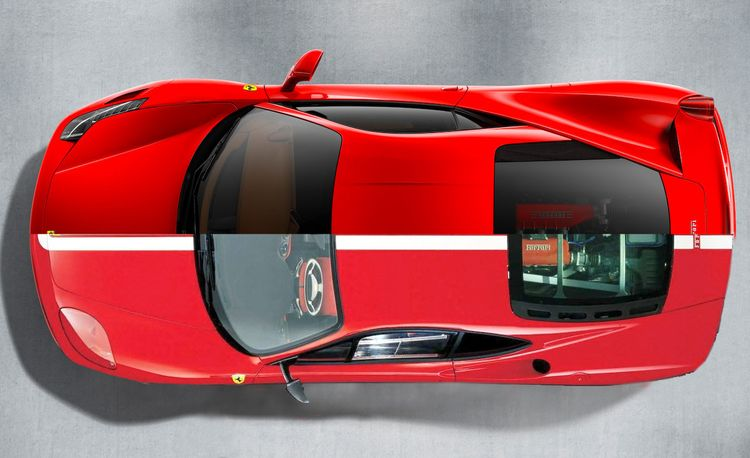 A Guide to the New Ferrari 458 Italia's Roots