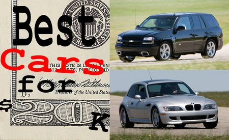 Best Cars for $20K: Part I of III