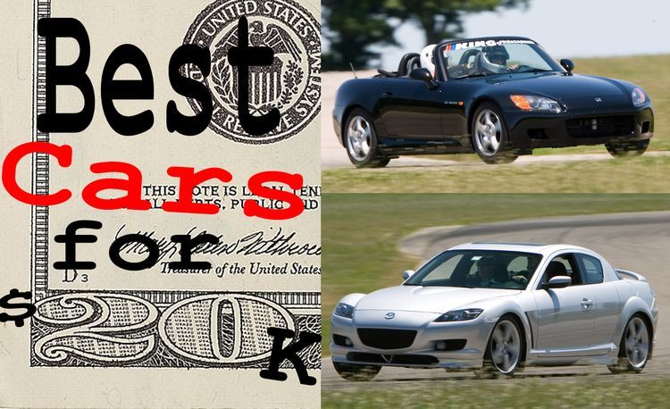 Best Cars for $20K: Part II of III
