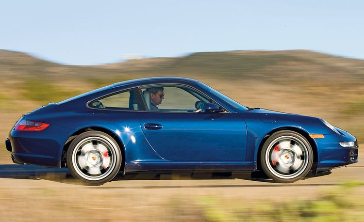 Certified Pre-Owned: 997 Porsche 911
