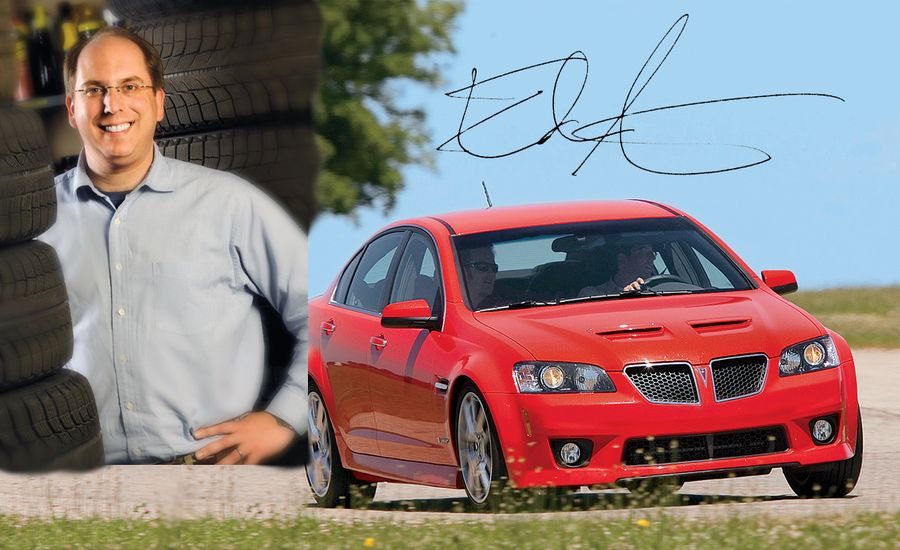 Eddie Alterman: Final Thoughts on the 2009 Pontiac G8 GXP