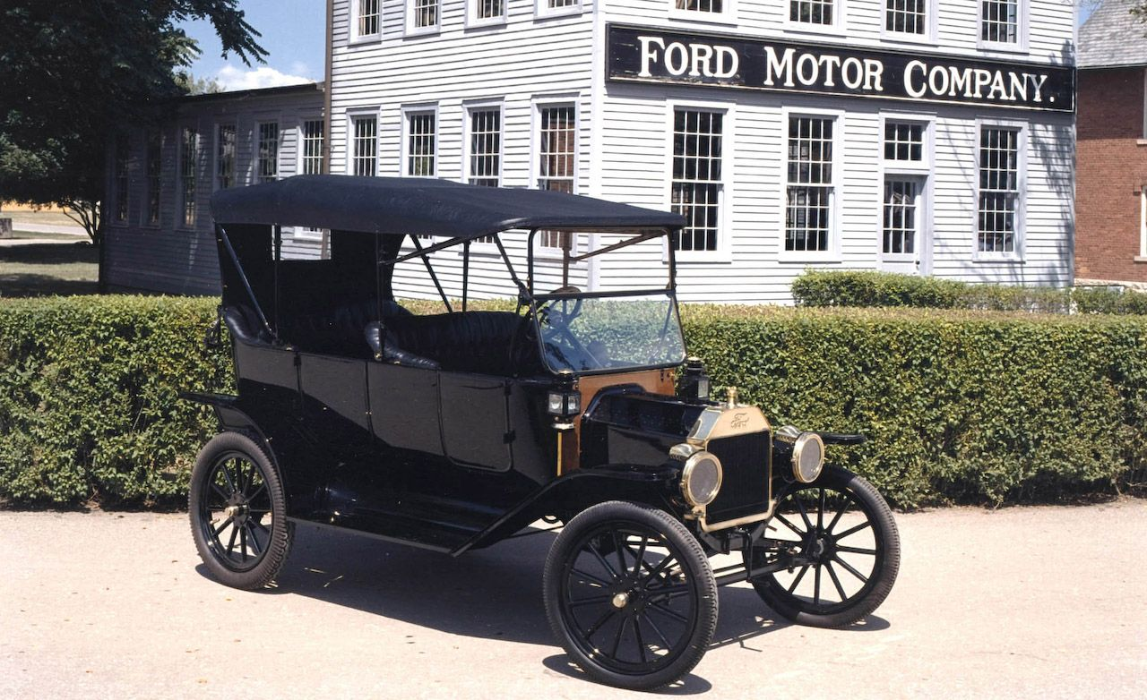 How to: Drive a Ford Model T