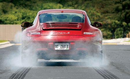 How to: Launch a 2009 Porsche 911 Carrera S Manual and PDK