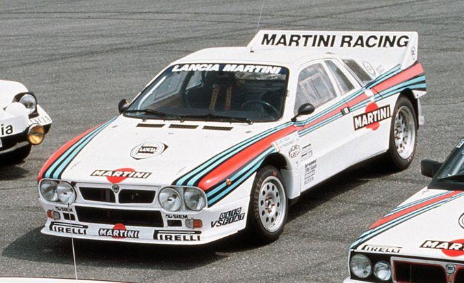 Overseas Desires: Audi Quattro Sport, Lancia Rallye 037