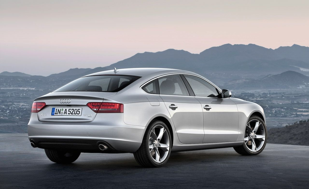 audi a5 reviews - audi a5 price, photos, and specs - car and driver