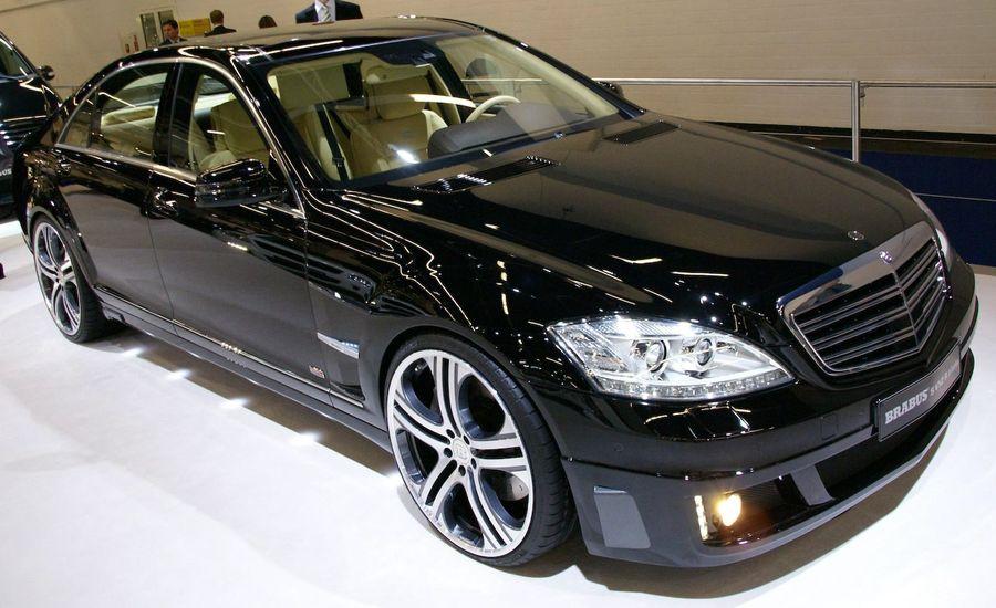 2010 Brabus SV12 R