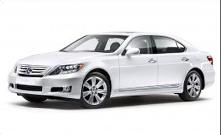 2010 Lexus LS460 / LS460L / LS600hL