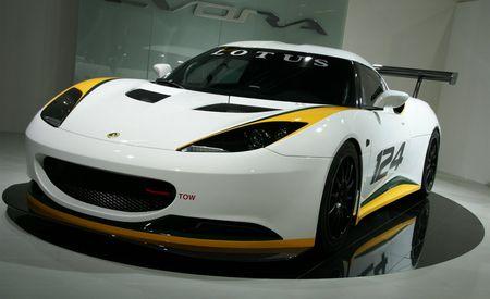 2010 Lotus Evora Type 124 Endurance Racer