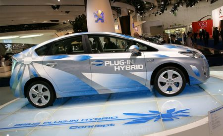2010 Toyota Prius Plug-In Hybrid Concept