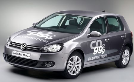 2010 Volkswagen Golf BlueMotion Diesel