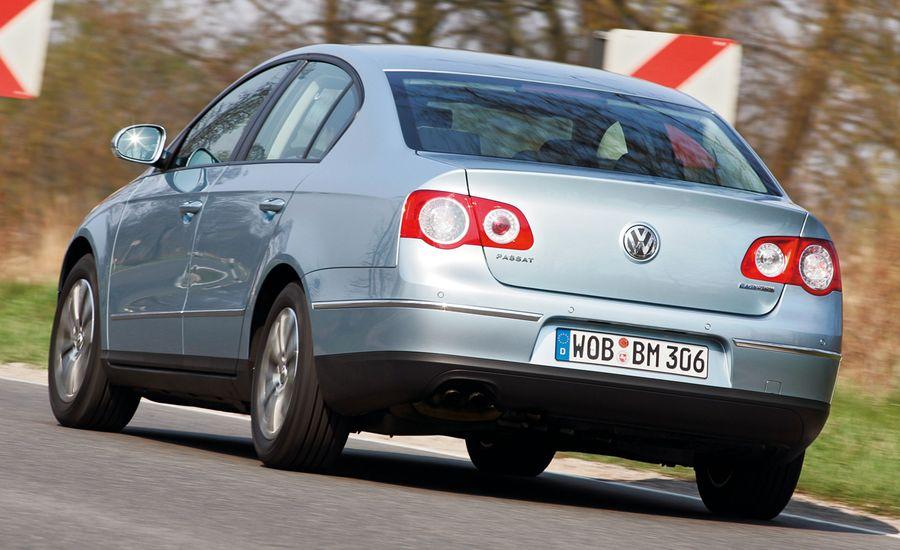 2010 Volkswagen Passat BlueMotion Diesel