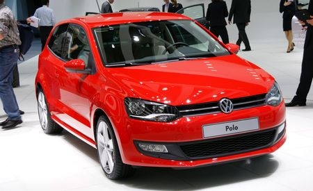 2010 Volkswagen Polo Three-Door