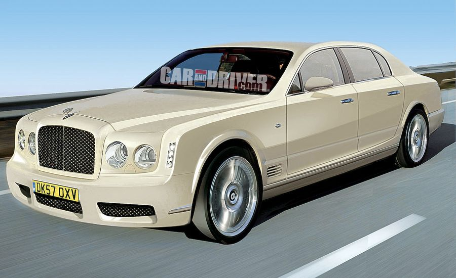2011 Grand Bentley