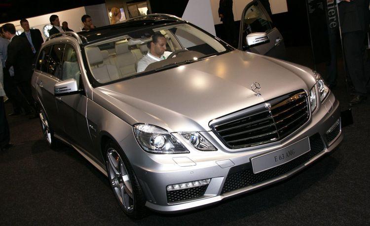 2011 Mercedes-Benz E63 AMG Wagon
