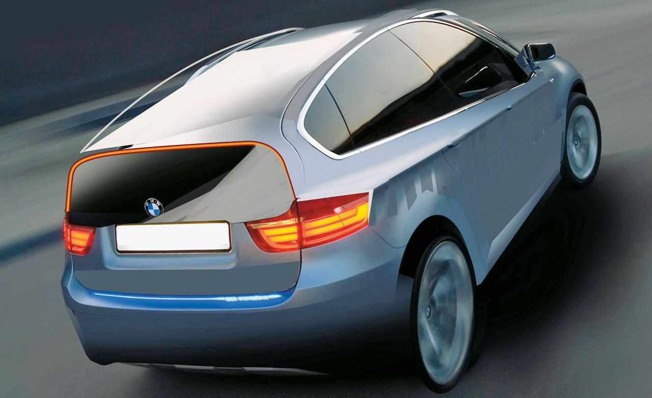 2012 / 2013 BMW City / Project i