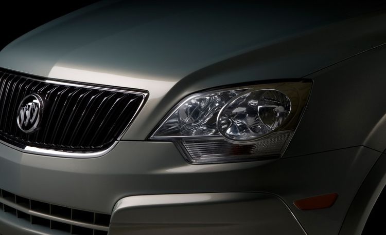 Buick Announces 2010 Crossover, Plug-In Hybrid Variant for 2011