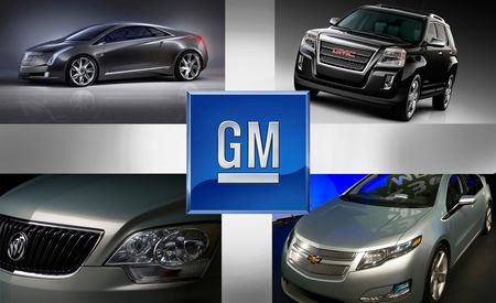 Chevrolet, Cadillac, Buick, and GMC Product Plans Revealed for 2010 and Beyond