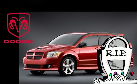 Dodge Caliber SRT4 Discontinued for 2010