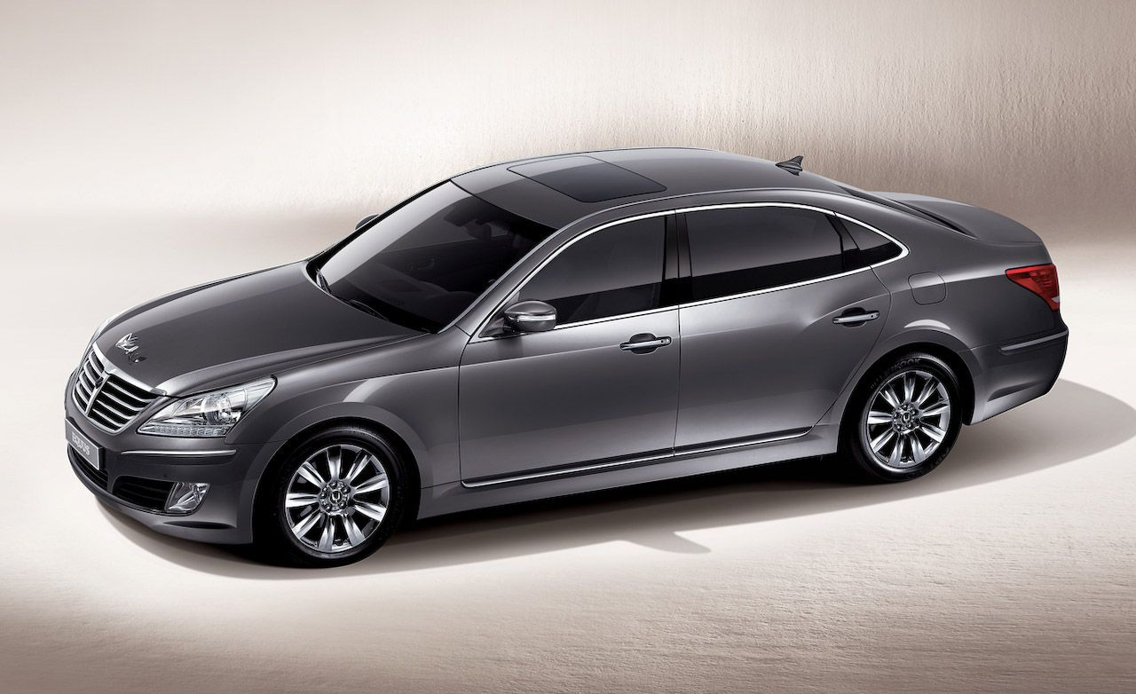 Hyundai Equus Officially Confirmed for U.S. Sale