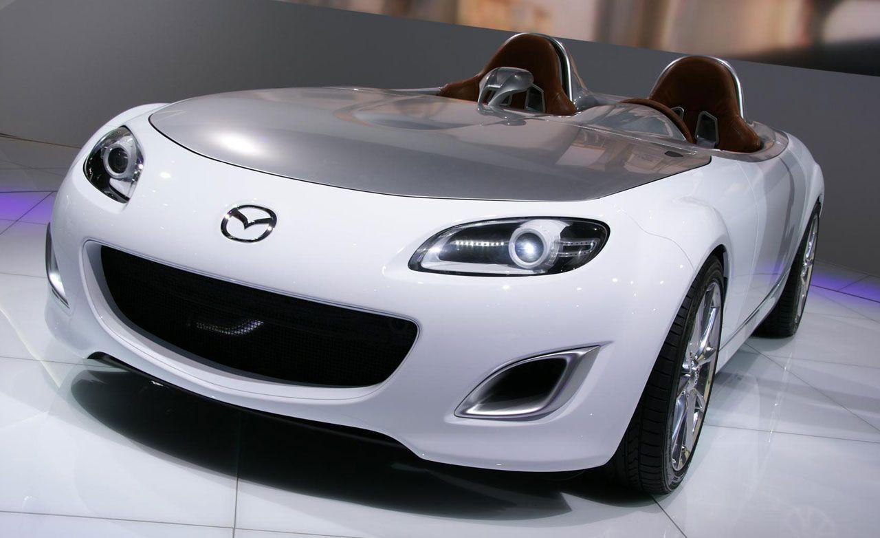 Mazda MX-5 Miata Superlight Concept