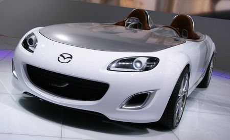 Mazda MX-5 Miata Superlight Concept