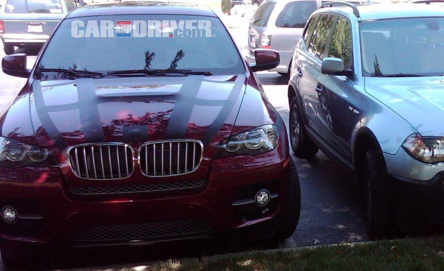 2010 BMW X6 Hybrid