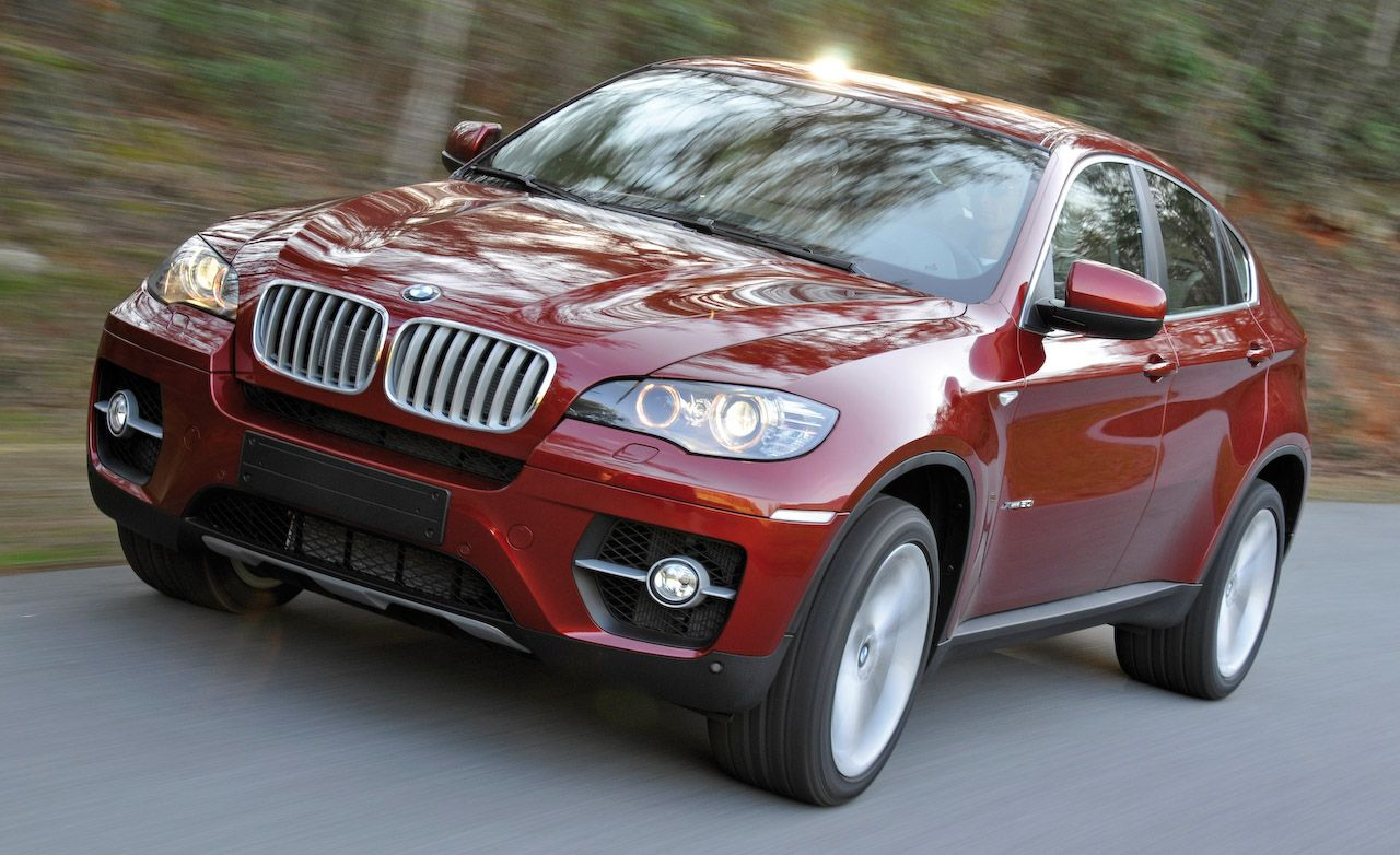 2009 Bmw X6 Xdrive50i Instrumented Test Car And Driver