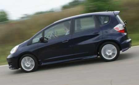 2009 Honda Fit Sport Automatic